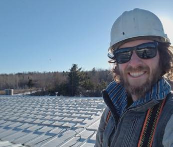 Camden Maine solar