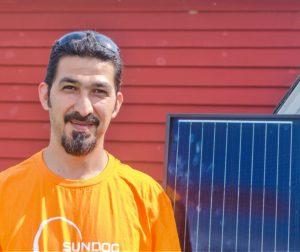 solar panels maine