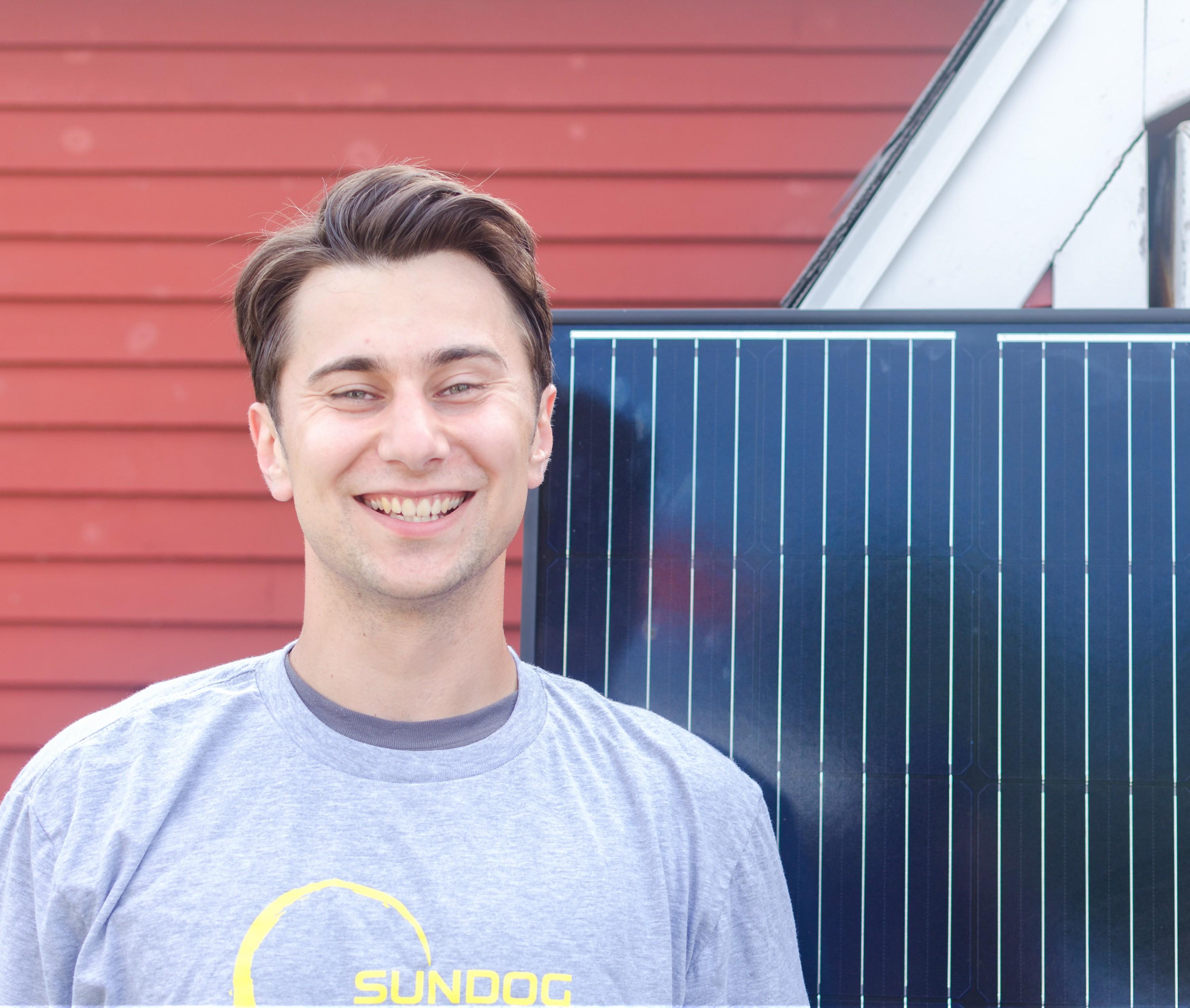 solar energy installer Maine