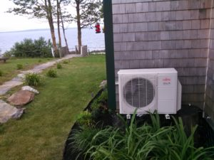 mini split heat pump augusta maine