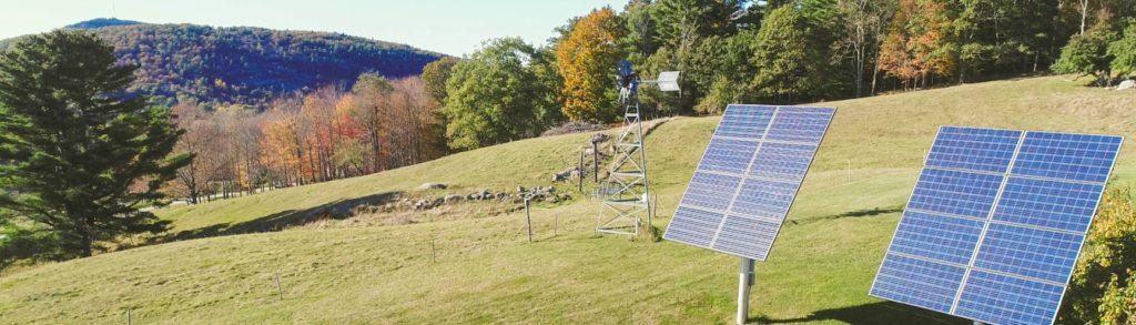 offgrid solar energy system